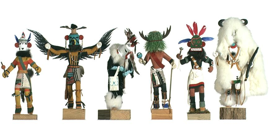 Native American Expert To Discuss Kachina Dolls And Dances
