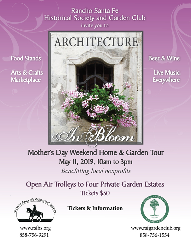 2019 Mother's Day Weekend Home & Garden Tour